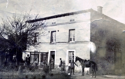 57 rue de la Reine en 1915